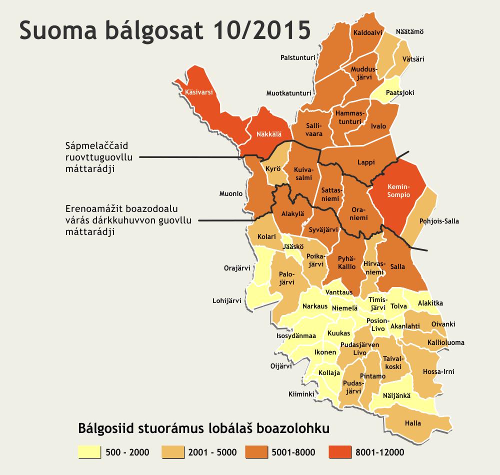Suoma bálgosat 10/2015
