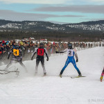 The Sprint competition is over. Image: Aarre Jortikka.
